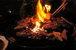 京都市伏見区 炭火焼き肉亀次郎