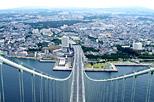 兵庫県神戸市 明石海峡大橋ブリッジワールド